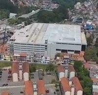Obras em shopping de Diadema são retomadas após deslizamento de terra