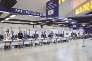 Estado inicia em S.Bernardo distribuição descentralizada de remédios de alto custo