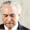 Temer se apresenta à Polícia Federal em São Paulo