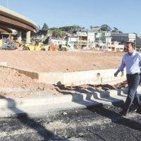 Nova etapa do complexo viário Castelo Branco, em São Bernardo, será entregue em 40 dias