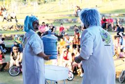 São Bernardo do Campo recebe apresentação gratuita do espetáculo 'Cuidados com a Água' neste domingo (9)