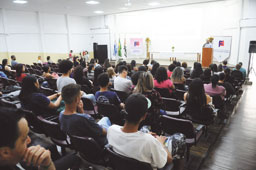 Em Diadema, Fundação Florestan Fernandes realiza aula inaugural para mais de 900 alunos