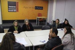 Consórcio ABC inicia processo para especialização de profissionais de assistência social da região