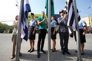Desfile de 7 de Setembro em Diadema resgata história da cidade