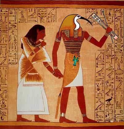 Ο Ερμής Τρισμέγιστος των Ελλήνων και ο Θωθ των Αιγυπτίων