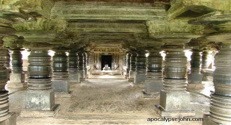 Οι Συναρπαστικοί Μουσικοί Πυλώνες Ναού Vittala στην Ινδία (video)