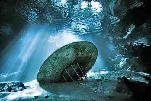 Ανεξήγητα Φαινόμενα στην βαθύτερη λίμνη του κόσμου