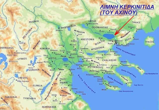 Η Ιστορία της Αρχαίας Αμφίπολης και τα Απίστευτα Γεγονότα που Συνέβησαν εκεί