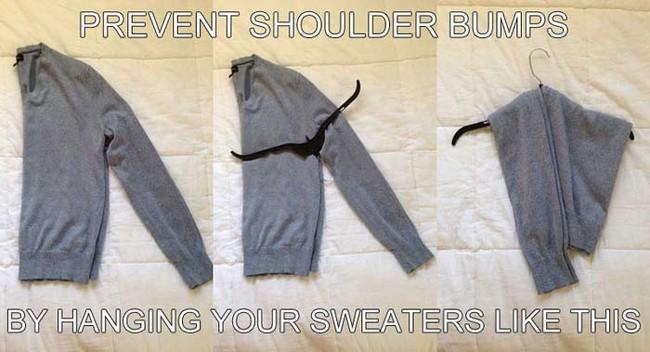 I am doing this to my sweaters ASAP.