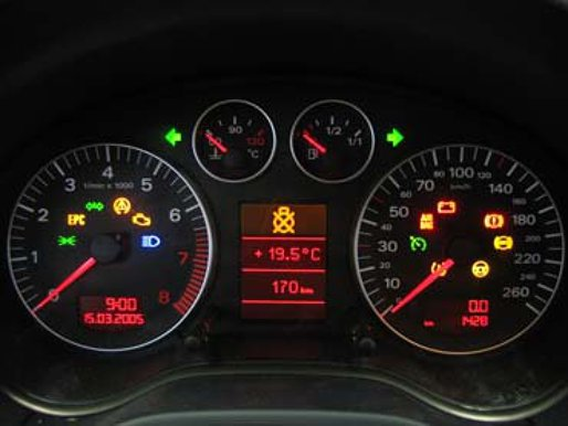 Audi A3 Engine Oil Warning Light Decoratingspecial Com