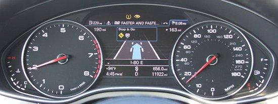 Audi Tt Dashboard Warning Lights