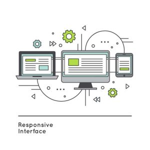 funzionalità interfaccia responsive