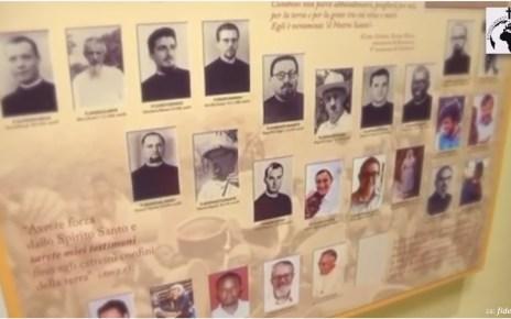 Misjonarze zabici w 2019