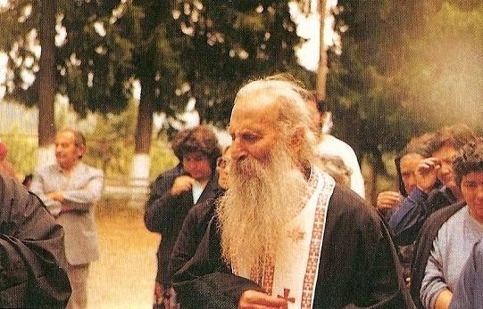 gerondas Iakovos Tsalikis