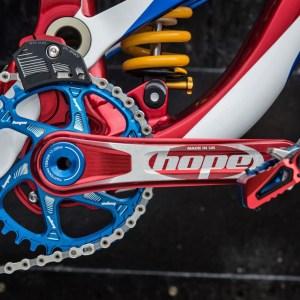 Hope custom onderdelen