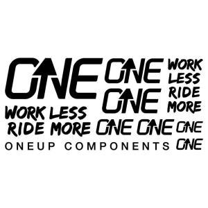 Oneup sticker set