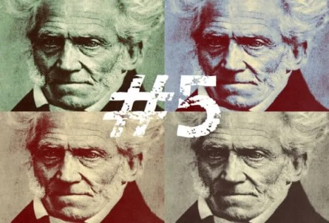El arte de ser feliz por Arthur Schopenhauer (Regla #5)