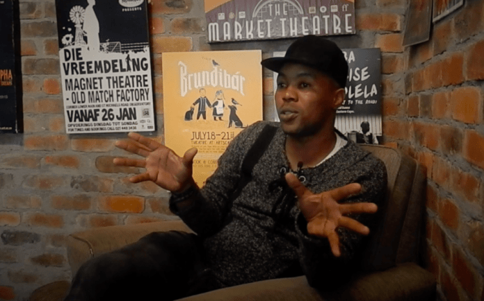 Luvo Tamba's Experience at Magnet Theatre