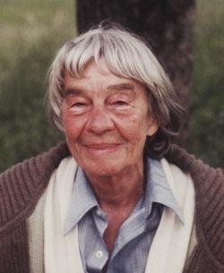 Gitta Mallasz 1983