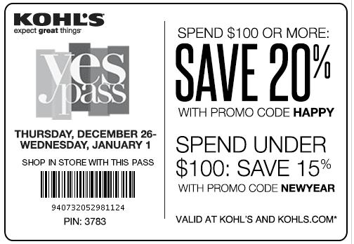 Kohl's After -Christmas Diamond Jewelry Sale