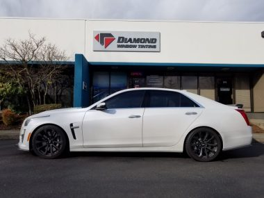Diamond Elite Window Tinting