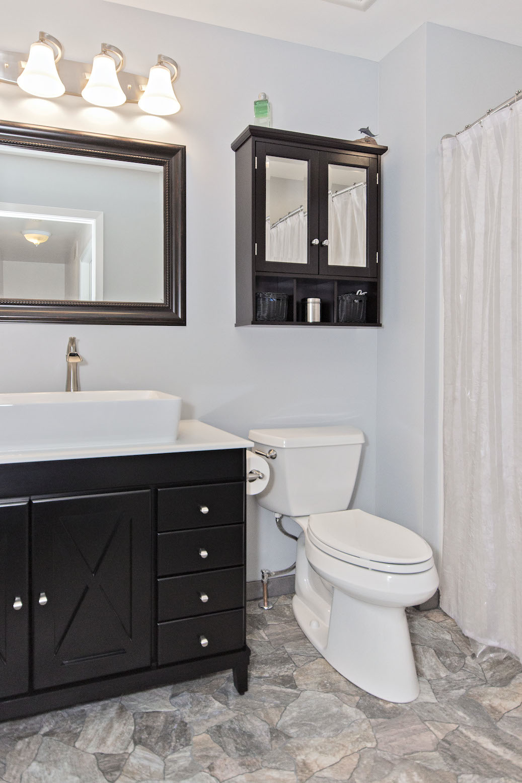 we renovate and remodel bathrooms
