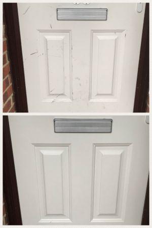 Front Door Detailing