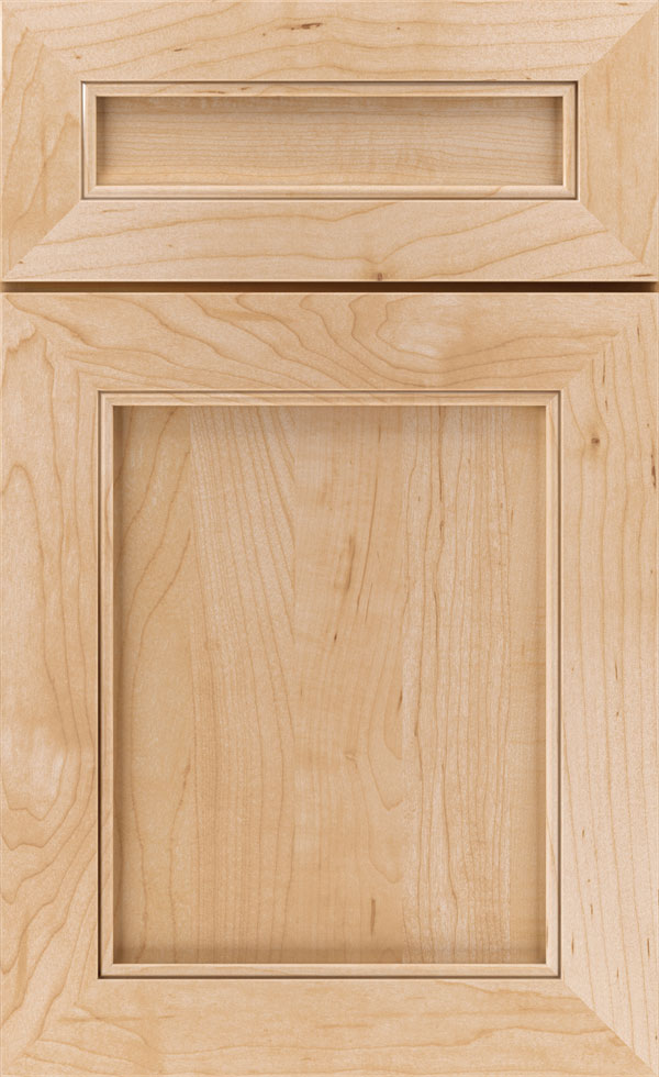 Natural Cabinet Finish on Maple - Diamond Cabinetry on Natural Maple Cabinets  id=20686