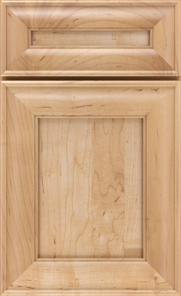 Natural Cabinet Finish on Maple - Diamond Cabinetry on Natural Maple Cabinets  id=46281