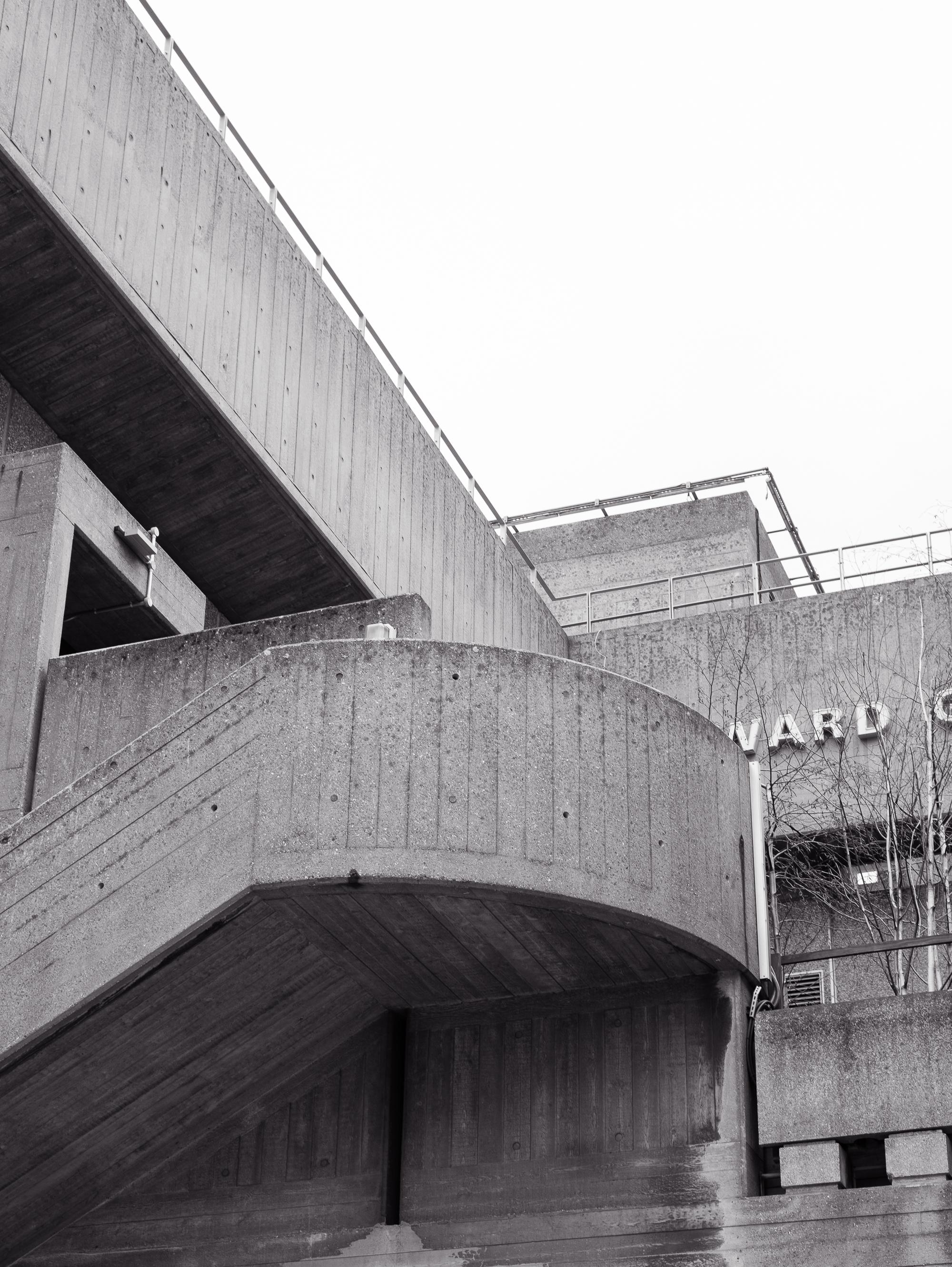 Hayward Gallery, Brutalism