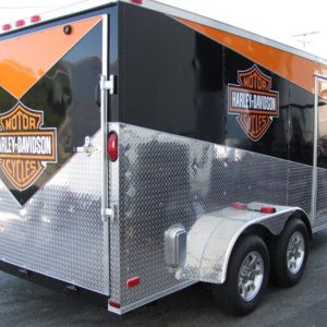7x14 Diamond Cargo Trailer