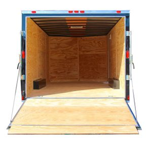 8.5x16 Enclosed Trailer