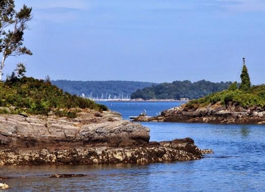 Diamond Cove | Maine Island Resort | Homes for Sale or RentDiamond ...