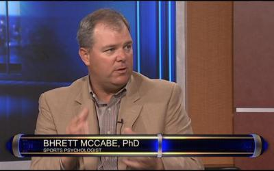 DD 033: Dr. Bhrett McCabe, Sports Psychologist