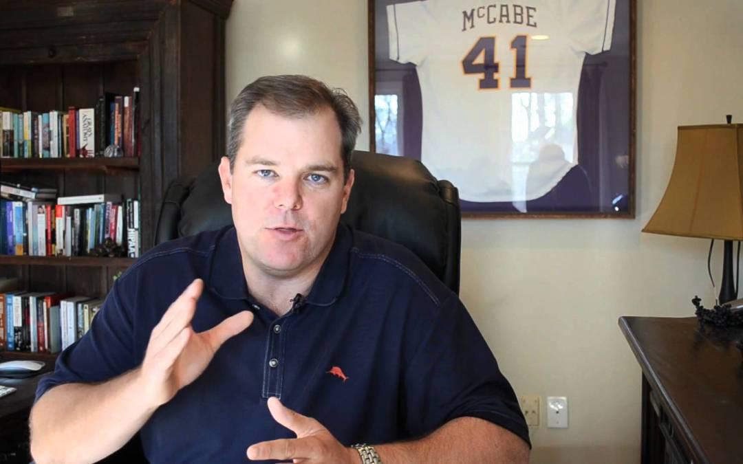 DD 032: Bhrett McCabe, Sports Psychologist