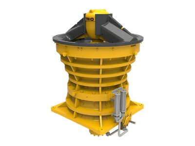 TRIO GYRATORY CRUSHER