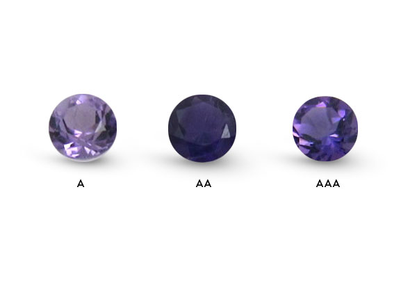 A Buyers Guide To Amethyst Qualities Natural AAA Vs AA Vs A