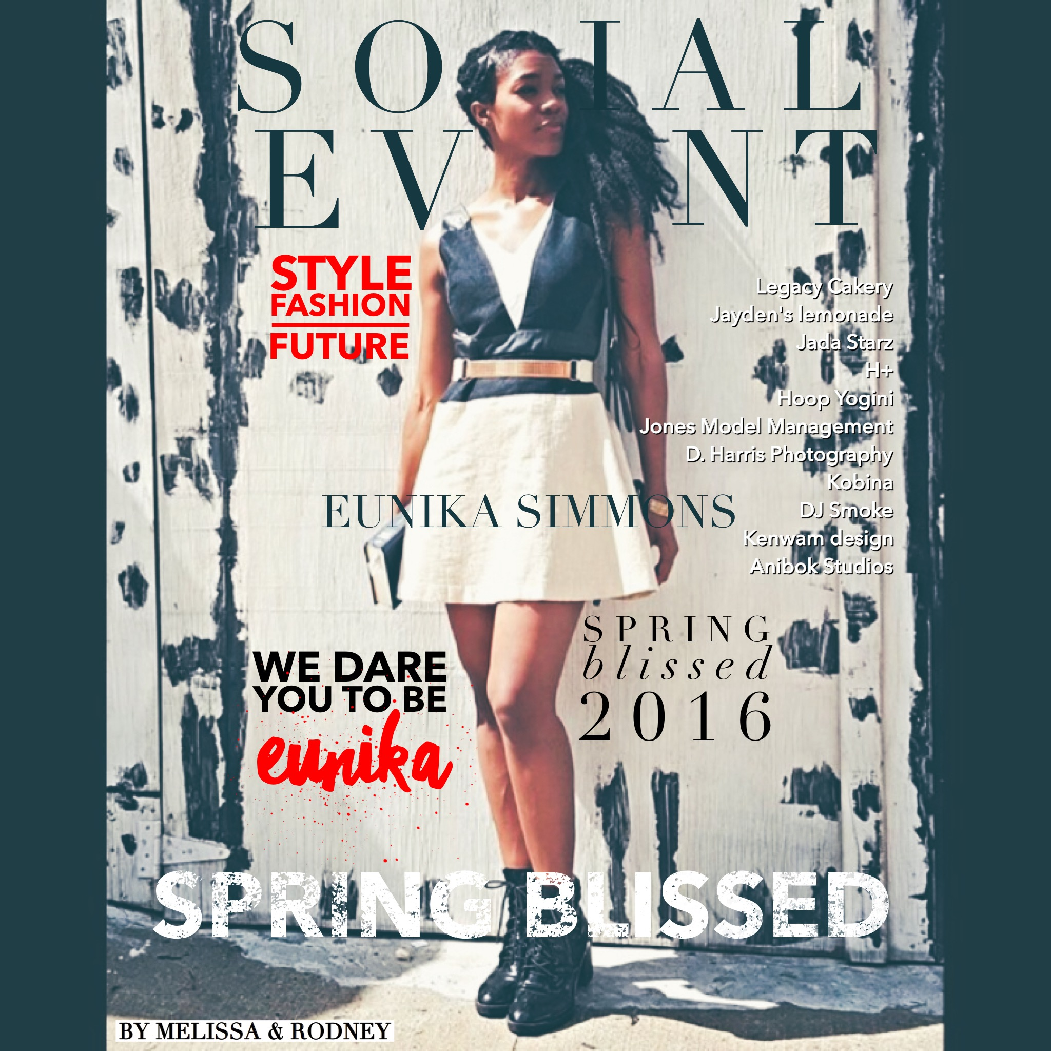 Social Event Spring Blissed 2016