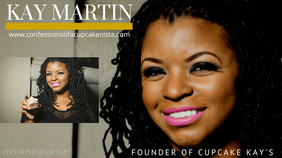 Professional headshot of Kay Martin in Blog Cover