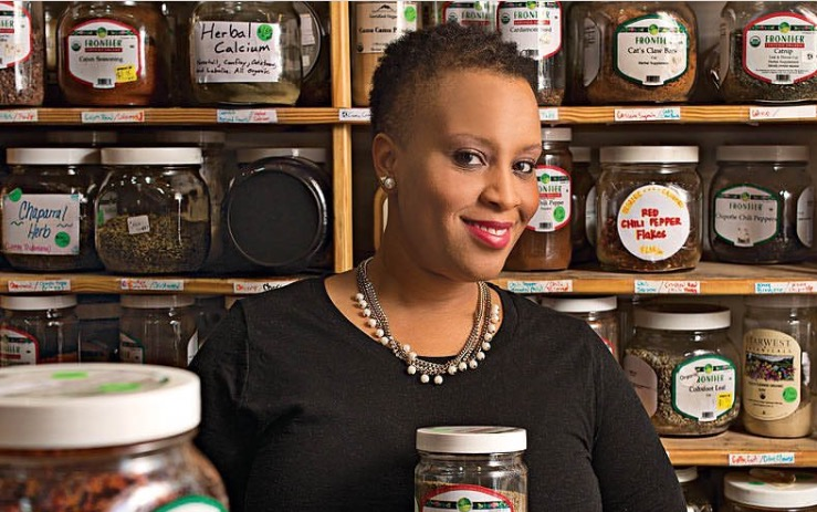 Candace Boyd Wylie founder of Food Love Tog