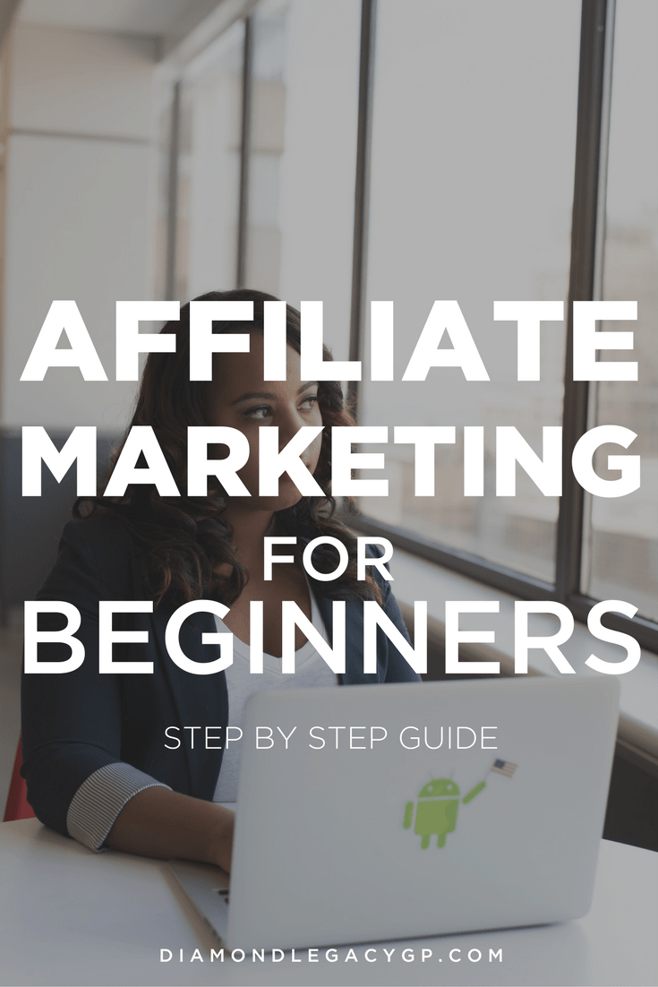 Affiliate Marketing for Beginners: A Step by Step Guide Blog Cover