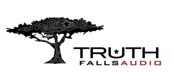 William E Keeby Truth Falls Audio Logo