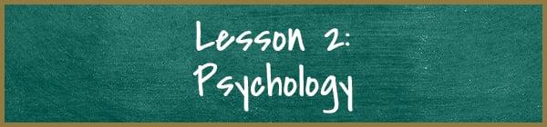 Lesson 2: Psychology | Diamond Pet Foods