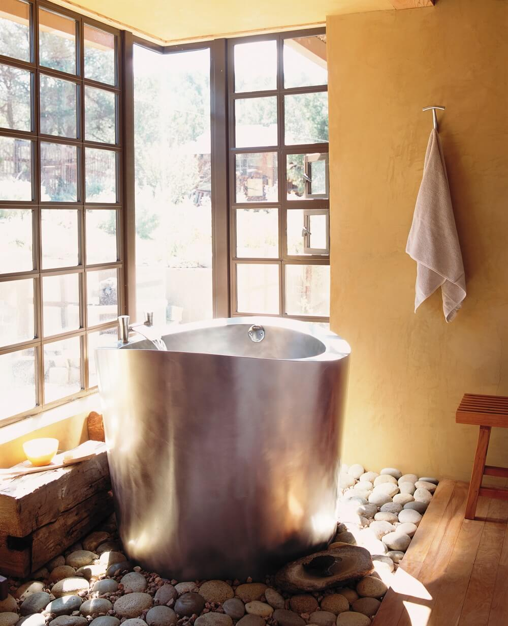 Japanese Soaking Tubs Baths Outdoor Soaking Tub Diamond Spas
