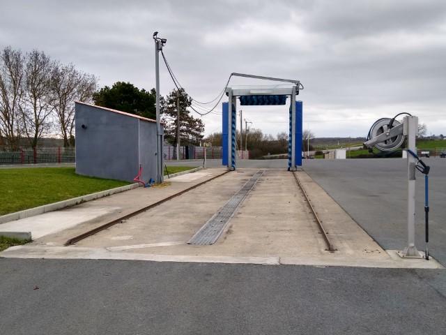 Stations de lavage PL  – Dian Mûrs-Erigné/Le Poiré sur Vie/La Crèche