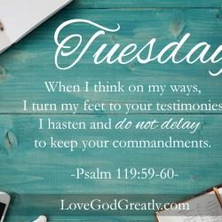 Psalm 119 W3D2