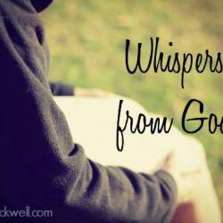 Whispers from God 14
