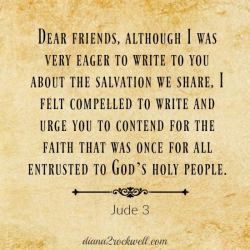 Share Your Salvation
