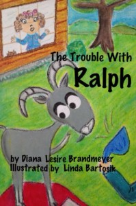 The trouble with Ralph picture book