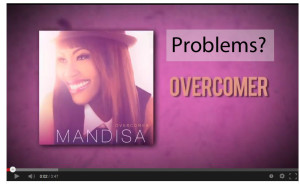 Mandisa Overcomer youtube